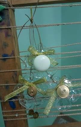 Κατασκευές για τα Χριστούγεννα